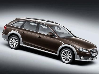 2009 Audi A4 Allroad quattro 5