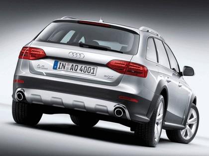 2009 Audi A4 Allroad quattro 11