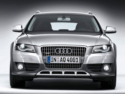2009 Audi A4 Allroad quattro 12