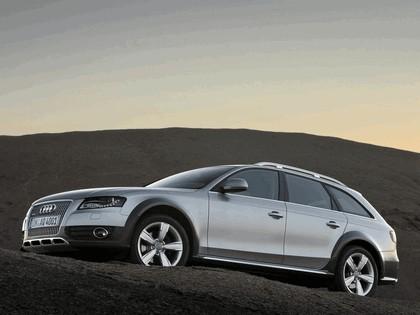 2009 Audi A4 Allroad quattro 20