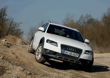 2009 Audi A4 Allroad quattro 24