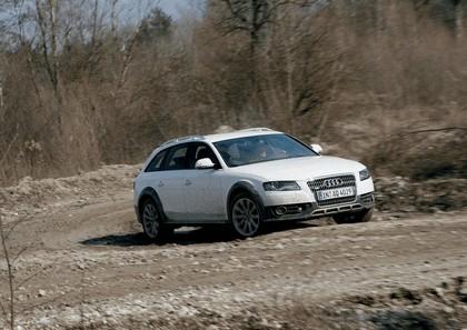 2009 Audi A4 Allroad quattro 25