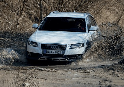 2009 Audi A4 Allroad quattro 29