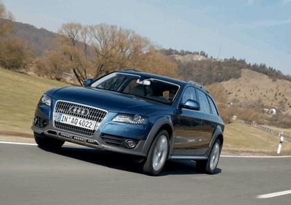 2009 Audi A4 Allroad quattro 34