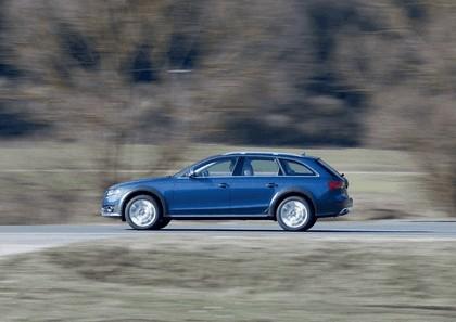 2009 Audi A4 Allroad quattro 37