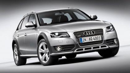 2009 Audi A4 Allroad quattro 9