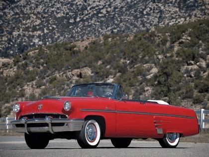 1953 Mercury Monterey convertible 1