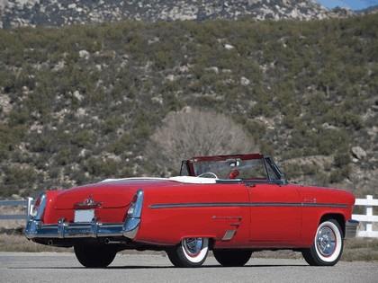 1953 Mercury Monterey convertible 2