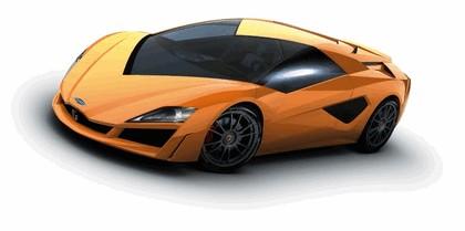 2009 Italdesign Frazer-Nash Namir concept 1