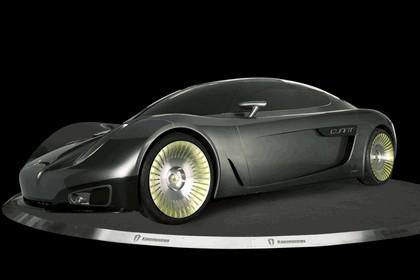 2009 Koenigsegg NLV Quant concept 2