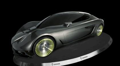 2009 Koenigsegg NLV Quant concept 5