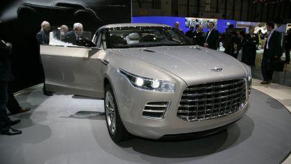 2009 Aston Martin Lagonda concept 9
