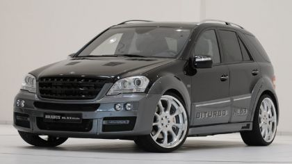 2009 Brabus ML63 Biturbo ( based on Mercedes-Benz ML63 AMG ) 3