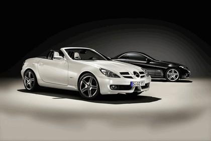 2009 Mercedes-Benz SLK 2LOOK edition 2