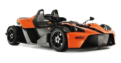 2009 KTM X-Bow GT4 1