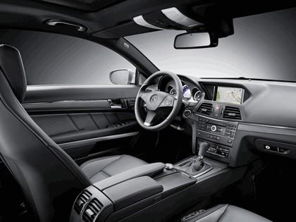 2009 Mercedes-Benz E-klasse coupé AMG sports package 4