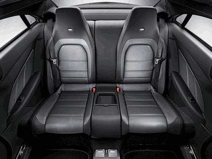 2009 Mercedes-Benz E-klasse coupé AMG sports package 6