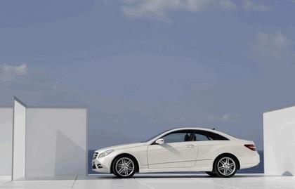 2009 Mercedes-Benz E-klasse coupé AMG sports package 10