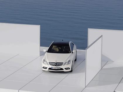 2009 Mercedes-Benz E-klasse coupé AMG sports package 12