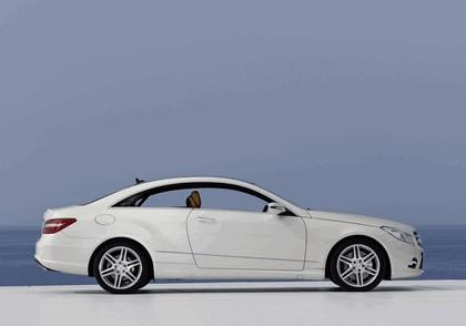 2009 Mercedes-Benz E-klasse coupé AMG sports package 13