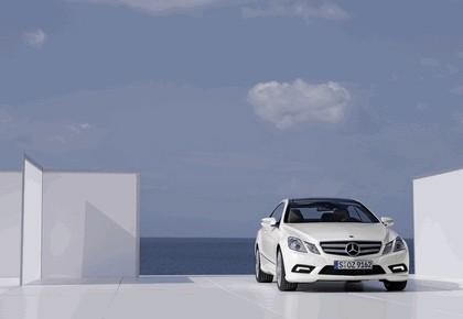 2009 Mercedes-Benz E-klasse coupé AMG sports package 14