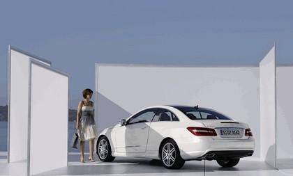 2009 Mercedes-Benz E-klasse coupé AMG sports package 18