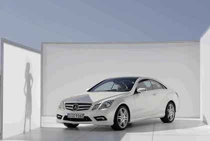 2009 Mercedes-Benz E-klasse coupé AMG sports package 19