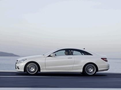 2009 Mercedes-Benz E-klasse coupé AMG sports package 20