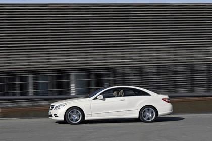 2009 Mercedes-Benz E-klasse coupé AMG sports package 36