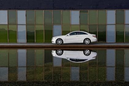 2009 Mercedes-Benz E-klasse coupé AMG sports package 40