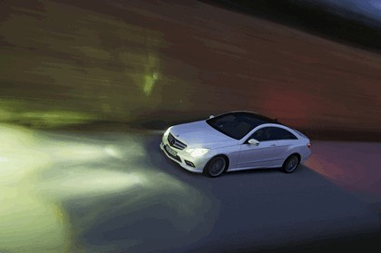 2009 Mercedes-Benz E-klasse coupé AMG sports package 41