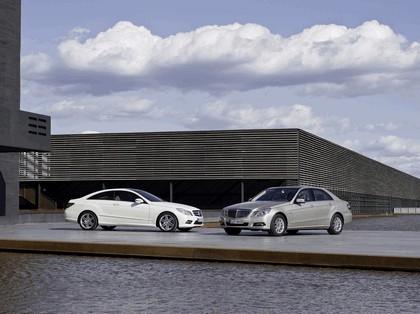 2009 Mercedes-Benz E-klasse coupé AMG sports package 43