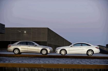 2009 Mercedes-Benz E-klasse coupé AMG sports package 44