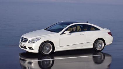 2009 Mercedes-Benz E-klasse coupé AMG sports package 5