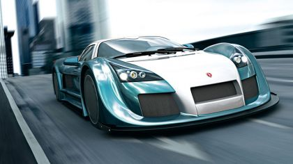 2009 Gumpert Apollo Speed 4