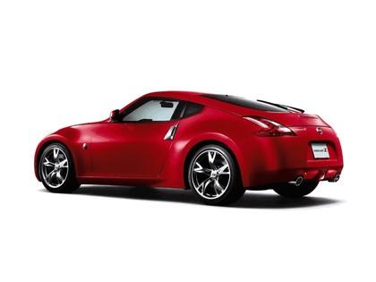 2009 Nissan 370Z 10