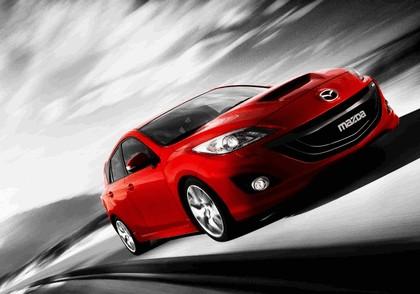 2009 Mazda 3 MPS 5