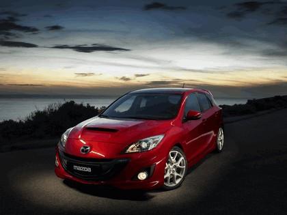 2009 Mazda 3 MPS 8