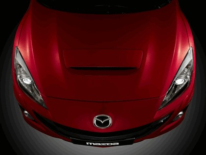 2009 Mazda 3 MPS 21