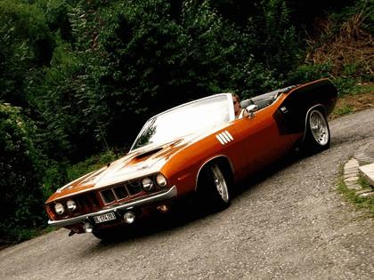 1969 Plymouth Hemi Cuda convertible 2