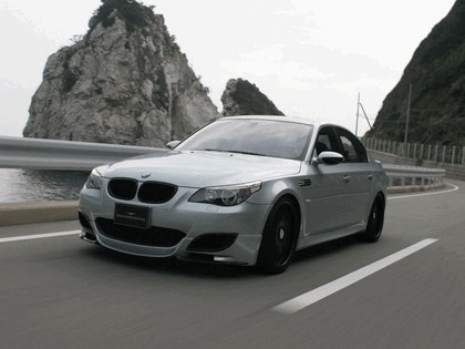 2008 BMW M5 ( E60 ) by Wald 4