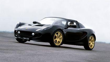 2002 Lotus Elise 72 7