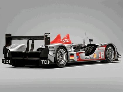 2009 Audi R15 TDi 8