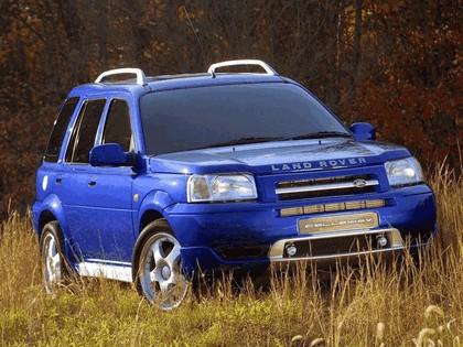 2002 Land Rover Freelander by Callaway 1