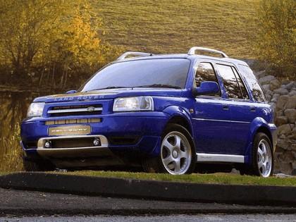 2002 Land Rover Freelander by Callaway 2