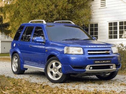 2002 Land Rover Freelander by Callaway 4
