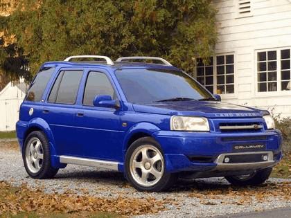 2002 Land Rover Freelander by Callaway 5