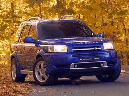 2002 Land Rover Freelander by Callaway 6