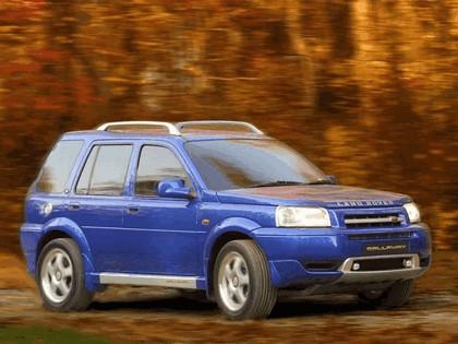 2002 Land Rover Freelander by Callaway 7