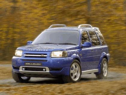2002 Land Rover Freelander by Callaway 8